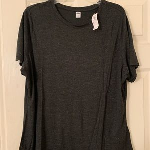 Old Navy Luxe Sparkle Tee size XL